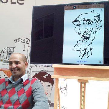 Schnellzeichnen_beste_live_Karikatur_Digital_33