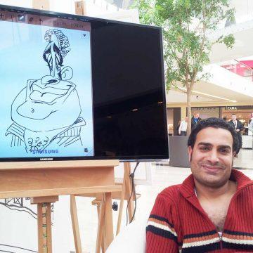 Schnellzeichnen_beste_live_Karikatur_Digital_47