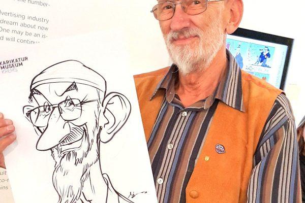 Bester-Karikaturist-Schnellzeichner-in-Klagenfurt-Kaernten-09