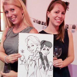 Bester-Karikaturist-Schnellzeichner-in-Wien-03