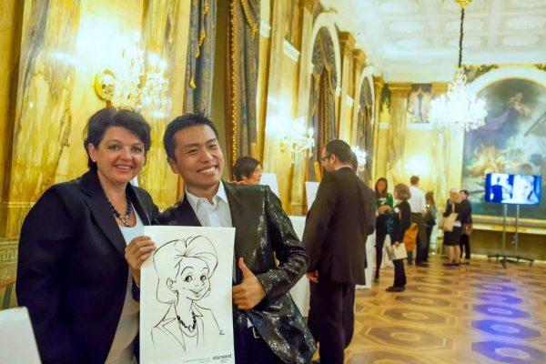 Karikaturist-Schnellzeichner-fuer-Marketing-in-Wien-09