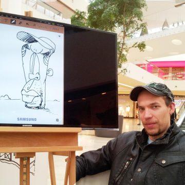 Schnellzeichnen_beste_live_Karikatur_Digital_10