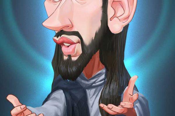 Karikatur-nach-Foto-Digital-Comic-Plus-11