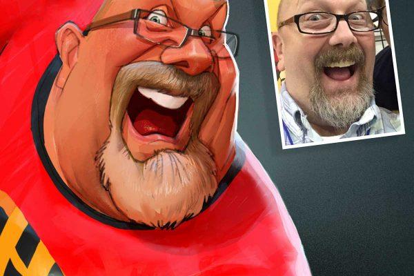 Karikatur-nach-Foto-Digital-Comic-Plus-16
