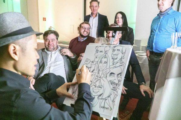 Karikaturist-Schnellzeichner-Traditionell-2019-12-12-36