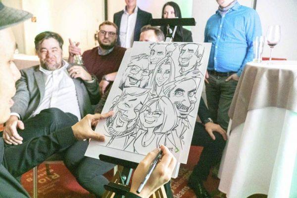 Karikaturist-Schnellzeichner-Traditionell-2019-12-12-37